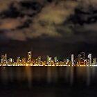 Reflections of Cartagena, Colombia, by David Alexander Elder