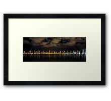 Reflections of Cartagena, Colombia, Framed Print