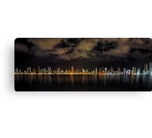Reflections of Cartagena, Colombia, Canvas Print