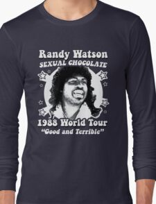 Randy Watson 1988 World Tour Long Sleeve T-Shirt