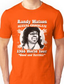 Randy Watson 1988 World Tour Unisex T-Shirt