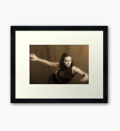 The Dance II Framed Print