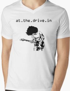 At. The. Drive. In. Mens V-Neck T-Shirt