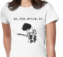 At. The. Drive. In. Womens Fitted T-Shirt