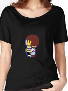 Undertale - Frisk hugging Asriel Women's Relaxed Fit T-Shirt