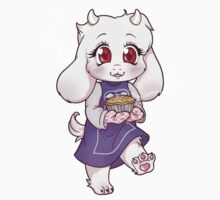 Toriel Chibi One Piece - Long Sleeve
