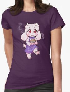 Toriel Chibi Womens Fitted T-Shirt