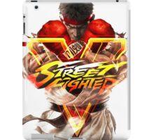 Ryu SFV iPad Case/Skin