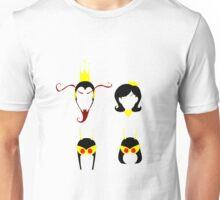 Minimalist Monarch Unisex T-Shirt