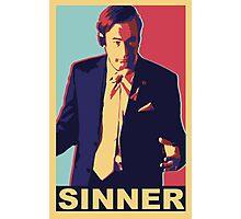 Breaking Bad: Saul Goodman, SINNER Photographic Print
