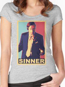 Breaking Bad: Saul Goodman, SINNER Women's Fitted Scoop T-Shirt