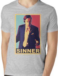 Breaking Bad: Saul Goodman, SINNER Mens V-Neck T-Shirt