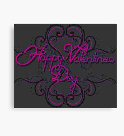 Valentines Day Canvas Print