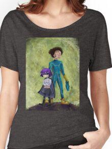 Kickass & Hit girl Women's Relaxed Fit T-Shirt