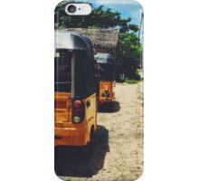 TUKTUK Convoy iPhone Case/Skin