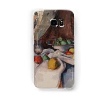 Paul Cezanne - Still Life with Apples 1895 - 1898 Samsung Galaxy Case/Skin