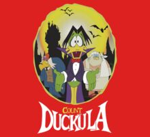 COUNT DUCKULA One Piece - Short Sleeve