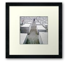 The Memorial Framed Print