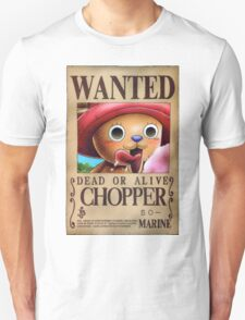 wanted chopper T-Shirt
