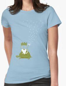 Little King Leprechaun on a Turtle T-Shirt