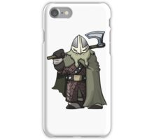 Attack The Tower Viking (Gaming Concept Art) iPhone Case/Skin