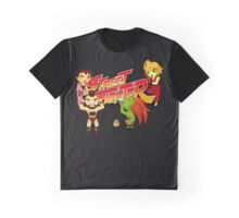 STREET FIGHTER TOON Graphic T-Shirt