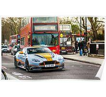 Aston Martin GT12 Poster