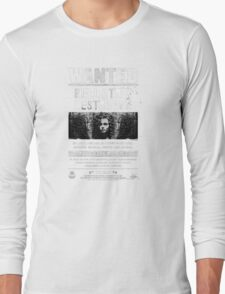 wanted bellatrix lestrange Long Sleeve T-Shirt