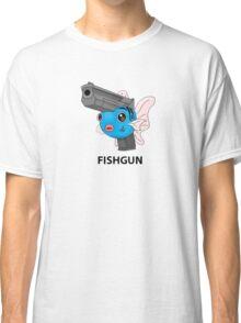 Pokemon Fishgun Classic T-Shirt