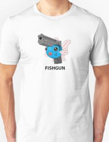 Pokemon Fishgun T-Shirt