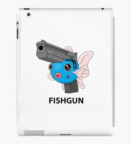 Pokemon Fishgun iPad Case/Skin