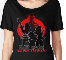 GI Joe - Cobra Command Gear: Night Vipers Women's Relaxed Fit T-Shirt