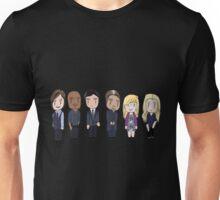 BAU unit Criminal minds Unisex T-Shirt