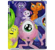 We all Have a Cute Side iPad Case/Skin