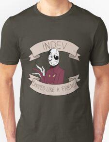 Shaped like a Friend Unisex T-Shirt