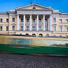 Helsinki, Finland by Johannes Valkama