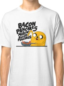 Bacon Pancakes - Adventure Time Classic T-Shirt
