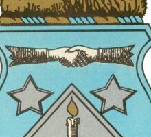 ADPI Crest  Sticker