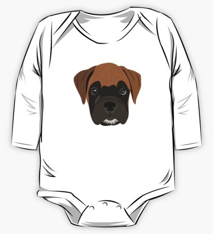 Boxer Love One Piece - Long Sleeve