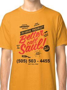 Better Call Saul: Logo T-shirt Classic T-Shirt