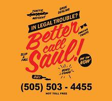 Better Call Saul: Logo T-shirt Unisex T-Shirt