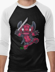 StitchPool  Men's Baseball ¾ T-Shirt