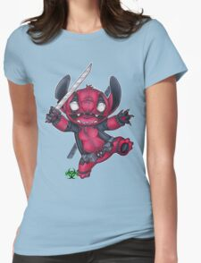 StitchPool  Womens Fitted T-Shirt