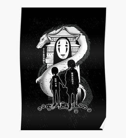 Spirited Noir  Poster