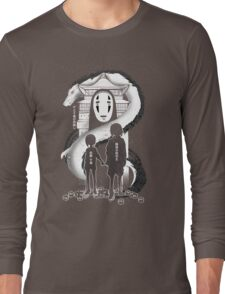 Spirited Noir  Long Sleeve T-Shirt