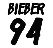 Bieber 94 Photographic Print