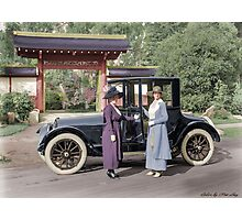 1918 Buick Photographic Print