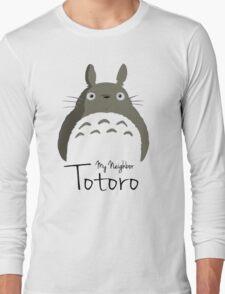 My Neighbor Totoro Long Sleeve T-Shirt