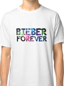 Justin Bieber Forever Classic T-Shirt
