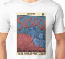 Susie Q (2016) - Style B - poster by Adam Richardson  Unisex T-Shirt